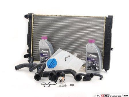 ES#2587052 - 8D0121251PKT - Cooling System Refresh Kit - Level 2 - This comprehensive kit eliminates weak spots in your cooling system - Assembled By ECS - Volkswagen