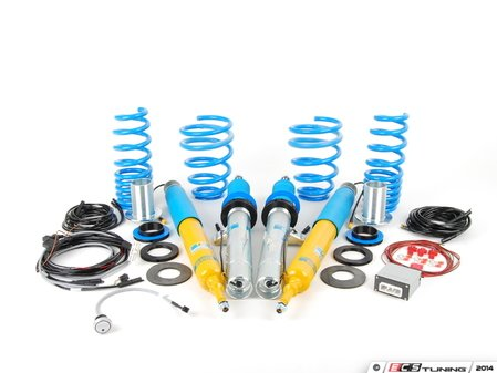 ES#3660398 - 49-294668 - B16 Ridecontrol Electronically Adjustable Damping Coilover System - Electronically control between Comfort or Sport damping modes with the push of a button - from your drivers seat. World-famous Bilstein quality! - Bilstein - BMW