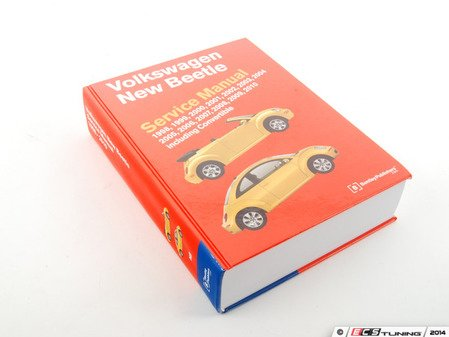 ES#2143023 - VB10 - New Beetle (98-10) Service Manual - Hardback - All the information you need to repair your New Beetle properly - Bentley - Volkswagen
