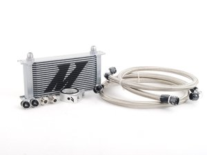 ES#2764082 - MM0CUL - Universal Oil Cooler - 19 Row - Serious engine oil cooling for the most demanding engines - Mishimoto - Audi BMW Volkswagen MINI