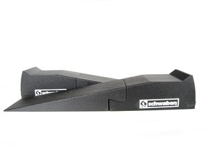 "ES#2748960 - 006160SCH01A - 2-pc 67"" Low Profile Car Ramp - Pair - This ramp will accommodate most low profile cars with up to 12"" wide tires.These ramps are made from special EPS foam with a special anti-skid coating, which prevents it from sliding and gives it additional structural strength. - Schwaben - Audi BMW Volkswagen Mercedes Benz MINI Porsche"