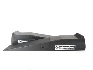 """ES#2748954 - 006143SCH01A - 2-pc 56"""" Low Profile Car Ramp - Pair - These ramps are 56"""" in length with an 8"""" rise. This ramp will accommodate most low profile cars with up to 11"""" wide tires. This ramp is made from special EPS foam with a special anti-skid coating. - Schwaben - Audi BMW Volkswagen Mercedes Benz MINI Porsche"""