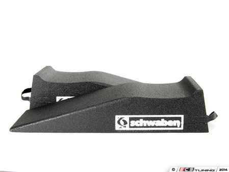 """ES#2748931 - 006139SCH01A - 30"""" Car Ramp - Pair - Ramps are 30"""" long and has a rise of 5"""". Will accommodate most non low profile cars. This ramp is made from special EPS foam with a special anti-skid coating. - Schwaben - Audi BMW Volkswagen Mercedes Benz MINI Porsche"""