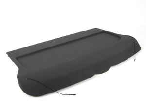 ES#459574 - 8P4867769BE2J9 - Luggage Compartment Cover - Sabre (Black) - Keep your cargo area private - Genuine Volkswagen Audi - Audi
