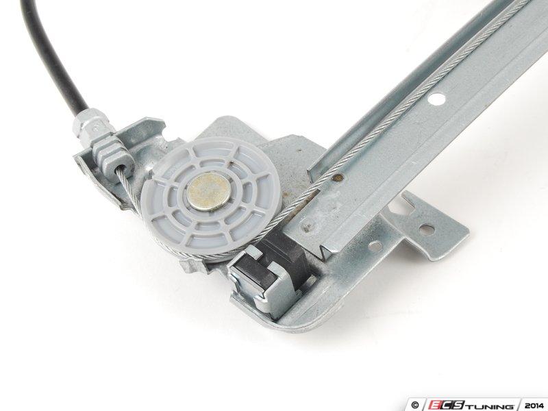 Genuine mercedes benz 1407301246 right rear window for Mercedes benz window regulator