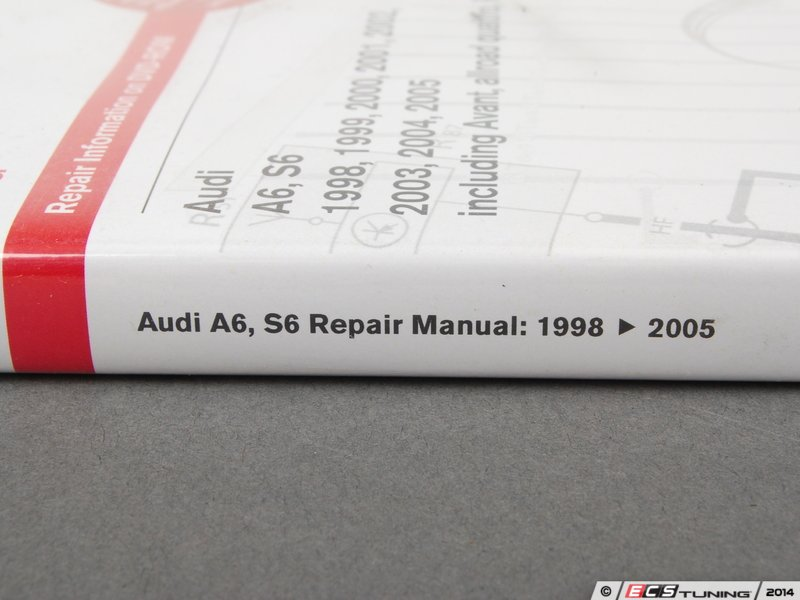 2004 audi a6 owners manual