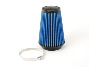 "ES#518476 - 24-33507 - Universal Pro 5R Air Filter - Blue (oiled) - Replacement filter with 3.3125""inlet, 5""base, 3.5""top, and 7""height - AFE - Volkswagen"