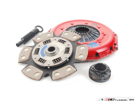 ES#3098858 - 70205fssdxdbKT - Stage 3 Drag Clutch Kit - Designed for dedicated drag or drift cars. Conservatively rated at 520ft/lbs. - South Bend Clutch - Audi Volkswagen