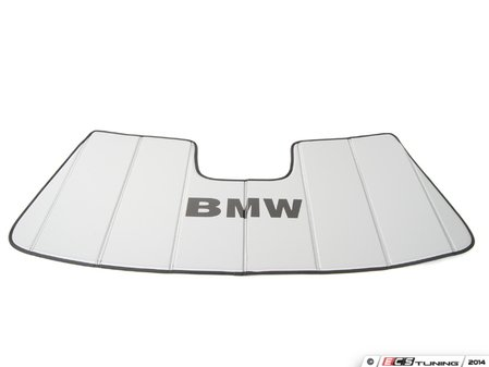 ES#2596829 - 82112336775 - Windshield Sunshade - Keep your interior cool while you park - Genuine BMW - BMW