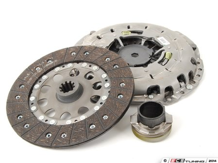 ES#41161 - 21217528208 - Clutch Kit - Includes clutch disc, pressure please, and throwout bearing - Genuine BMW - BMW