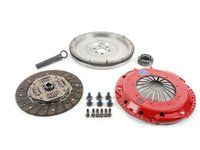 ES#2725213 - K70319FSSO - Stage 3 Daily Clutch Kit - Designed for high-powered street cars while capable enough to handle the track. Conservatively rated at 400ft/lbs. - South Bend Clutch - Audi Volkswagen
