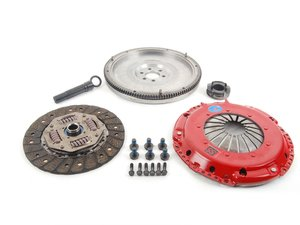 ES#3098798 - k70319fssoKT - Stage 3 Daily Clutch Kit - Designed for high-powered street cars while capable enough to handle the track. Conservatively rated at 400ft/lbs. - South Bend Clutch - Audi Volkswagen