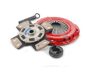 ES#3098813 - k70106ssxKT - Stage 4 Extreme Clutch Kit - Designed for extreme power that needs to be put to the wheels. Conservatively rated at 499 ft/lbs. - South Bend Clutch - Volkswagen