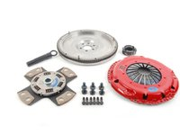 ES#2725193 - K70319FSSX - Stage 4 Extreme Clutch Kit - Designed for extreme power that needs to be put to the wheels. Conservatively rated at 525+ ft/lbs. - South Bend Clutch - Volkswagen