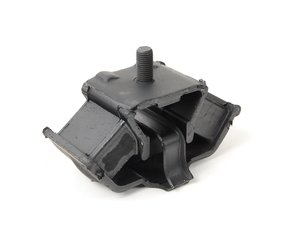 ES#2594815 - 1242400618 - Transmission Mount - Priced Each - Secures the transmission to the transmission cross member - Corteco - Mercedes Benz