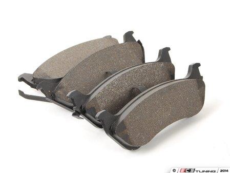 ES#2762531 - 1634200420 - Rear Brake Pad Set  - Does not include brake pad wear sensors - ATE - Mercedes Benz