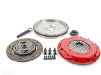 ES#2725099 - K70319FHDOFE - Stage 2 Endurance Clutch Kit - Designed for track use while still streetable. Conservatively rated at 350ft/lbs. - South Bend Clutch - Audi Volkswagen