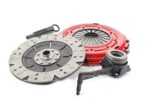 ES#3098753 - k70287hdofedmKT - Stage 2 Endurance Clutch Kit - Designed for track use while still streetable. Conservatively rated at 450ft/lbs. - South Bend Clutch - Audi Volkswagen