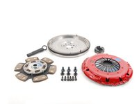 ES#2725224 - K70319FSSDXDB - Stage 3 Drag Clutch Kit - Designed for dedicated drag or drift cars. Conservatively rated at 510ft/lbs. - South Bend Clutch - Audi Volkswagen