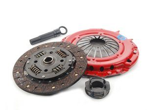 ES#3098810 - k70106ssoKT - Stage 3 Daily Clutch Kit - Designed for high-powered street cars while capable enough to handle the track. Conservatively rated at 350 ft/lbs. - South Bend Clutch - Volkswagen