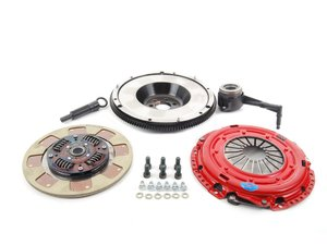 ES#3098682 - kfsifsstzKT - Stage 3 Endurance Clutch Kit - Designed for dedicated track cars. Conservatively rated at 485ft/lbs. - South Bend Clutch - Audi Volkswagen