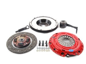 ES#3098680 - kfsifssoKT - Stage 3 Daily Clutch Kit - Designed for high-powered street cars while capable enough to handle the track. Conservatively rated at 470ft/lbs. - South Bend Clutch - Audi Volkswagen