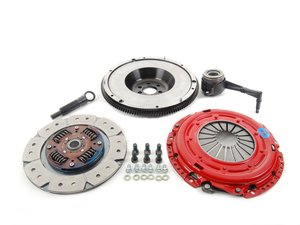 ES#3098679 - kfsifhdofeKT - Stage 2 Endurance Clutch Kit - Designed for track use while still streetable. Conservatively rated at 450ft/lbs. - South Bend Clutch - Audi Volkswagen