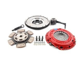 ES#3098677 - kfsifhddxdbKT - Stage 2 Drag Clutch Kit - Designed for drag or drift cars that see limited street use. Conservatively rated at 520ft/lbs. - South Bend Clutch - Audi Volkswagen