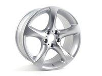 "ES#2523452 - 36116785003 - 19"" Star Spoke Style 230 Wheel - Priced Each - 9x19 ET39 - Genuine BMW - BMW"