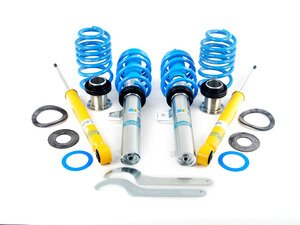 ES#1844155 - 47-158283 - PSS coilover kit - With the Bilstein PSS threaded ride height adjustable kit, we're bringing technology from the race track onto the street. - Bilstein - Volkswagen