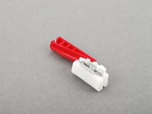 ES#1744401 - 2086900313 - Clip - Priced Each - Secures your roof moulding to the roof - Genuine Mercedes Benz - Mercedes Benz