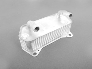 ES#2718738 - 02E409061B - Transmission Oil Cooler - Located on top of your vehicles transmission - Febi - Audi Volkswagen