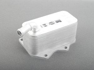 ES#2718705 - 06D117021C - Engine Oil Cooler  - Lowers engine oil temperature - Nissens - Audi Volkswagen