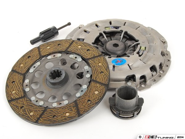 ES#3493400 - k70281hdKT1 - Stage 1 Heavy Duty Clutch Kit - Ideal for the spirited daily-driver. Rated at 295ft/lbs. - South Bend Clutch - BMW