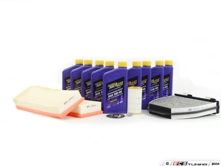 ES#2763766 - 2730940404KT4 - C300 'B' Service Kit - Everything you need to perform a 'B' service - Assembled By ECS - Mercedes Benz