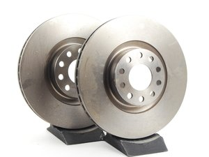 ES#2562347 - 4B3615301KT2 - Front Brake Rotors - Pair (321x30) - Restore the stopping power in your vehicle - Pilenga - Audi