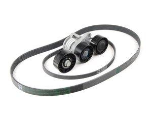 ES#2739441 - 11287557257KT - Accessory Drive Belt Service Kit - Featuring genuine BMW replacement parts - Genuine BMW - BMW