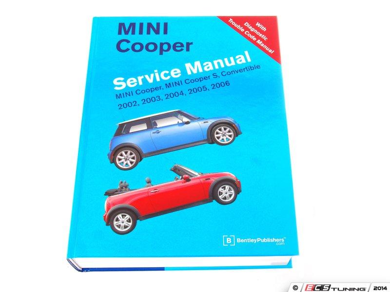 ecs news r50 r52 r53 mini cooper bentley service manual rh ecstuning com Mini Cooper S R53 Mini R50 Oz