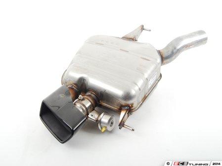 ES#2562753 - 18307629137 - M Performance Exhaust Muffler - Genuine BMW - BMW