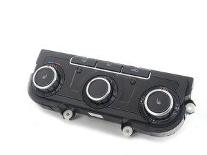 ES#1833726 - 3C8907336ACZJU - A/C Control Unit - Celsius - Complete with buttons - Genuine Volkswagen Audi - Volkswagen