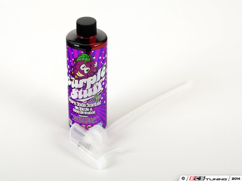 Chemical guys air22216 purple stuff grape soda scent for Mercedes benz air freshener