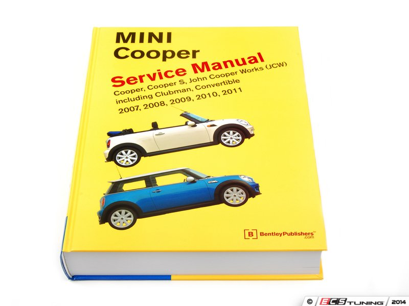 Ecs news r55r56r57 mini cooper bentley service manual r55 mini clubman sjcw 2008 2011 r56 mini cooper sjcw 2007 2011 r57 mini cooper convertible sjcw 2009 2011 sciox Choice Image