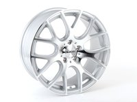 "ES#2953845 - 040-13KT - 18"" Style 040 Wheels - Square Set Of Four - 18x8"" ET35 72.6CB 5x120. Silver With Machined Face - Alzor - BMW MINI"