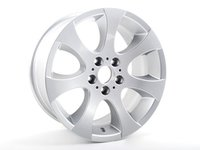 "ES#64991 - 36116775602 - 18"" Ellipsoid Style 162 Wheel - Priced Each - 18x8.5 ET37 CB 72.6mm - Genuine BMW - BMW"