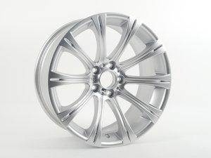 ES#65095 - 36117834626 - BMW Style 166 - OEM alloy rim 19x9.5 et28 - Genuine BMW - BMW
