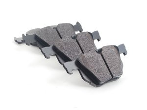 ES#2748643 - HB624B.642 - Rear HPS 5.0 Performance Brake Pad Set - Next generation high performance street brake pad offering greater stopping power and pedal feel, with very low dust and noise - Hawk - BMW