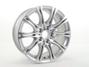 18 inch M Double Spoke Style 135 Wheel - Priced Each