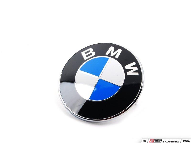 Genuine Bmw 51147044207kt Bmw Emblem Roundel With