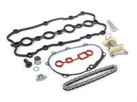 ES#2718947 - 06D109229BKT - Cam chain tensioner service kit - Parts you need to service the cam chain tensioner on your 2.0T FSI - Assembled By ECS - Audi Volkswagen
