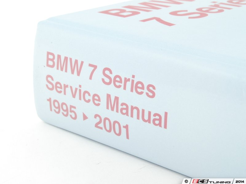 ecs news bmw e38 7 series bentley service manuals. Black Bedroom Furniture Sets. Home Design Ideas
